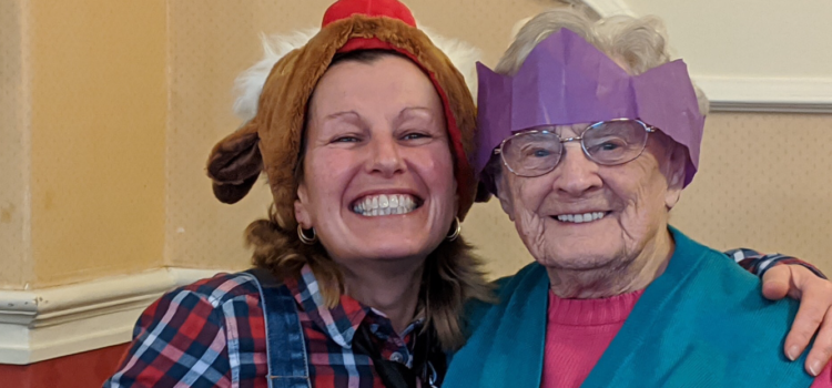 Bringing Christmas Home to our Service Users